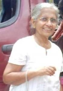 Dr. Piyaseeli Wedisinghe -- President